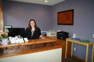 Y Wellness plymouth minnesota front desk reception area common spaces welcome appointments schedule